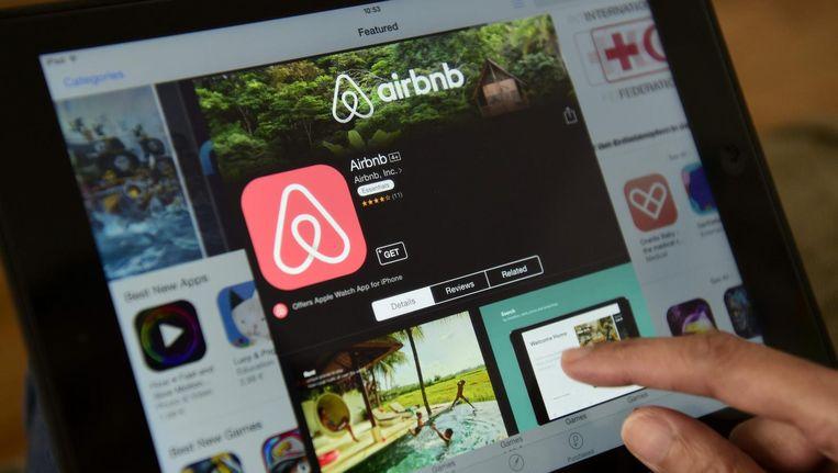 D66 wil de toeristenbelasting voor Airbnb verhogen naar 10 procent. Beeld anp