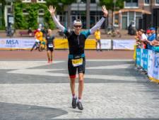 Amersfoorter Michel Besseling wint opnieuw de marathon van Amersfoort