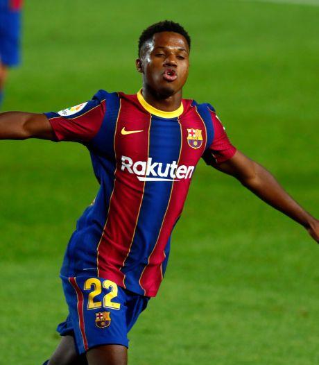 FC Barcelona klaagt Spaanse journalist aan voor racistische teksten over Ansu Fati