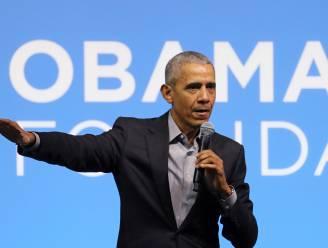 """Obama tegen betogers: """"Stop met geweld en stel duidelijke eisen"""""""
