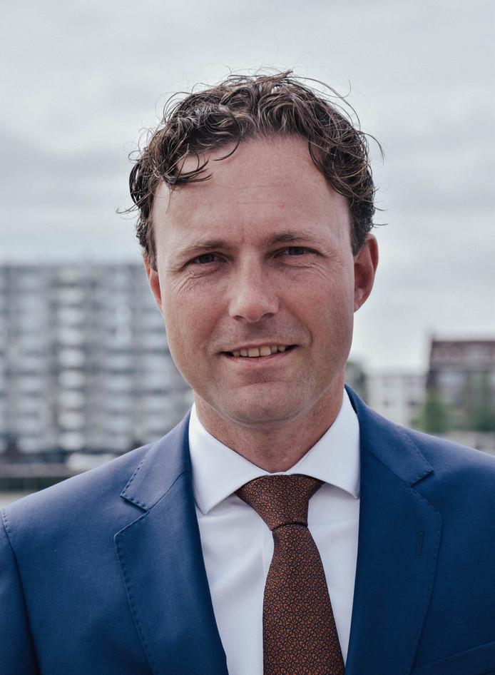 VVD-wethouder Bas Kurvers.