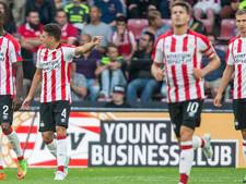LIVE: Ploeterend PSV op achterstand, Lozano debuteert