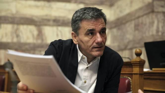 Griekse minister van Financiën spreekt IMF-rapport tegen