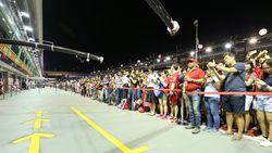 Ricciardo domineert vrije oefenritten Singapore, Vandoorne zesde - Rosberg lid van management Kubica