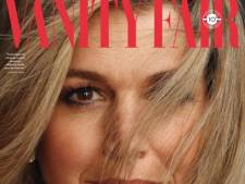 Koningin Máxima schittert op Spaanse cover Vanity Fair