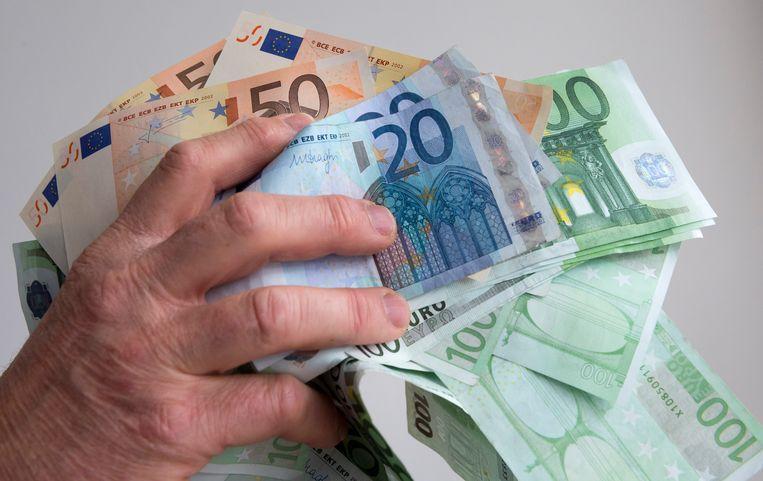 Hou je geld goed in de gaten.