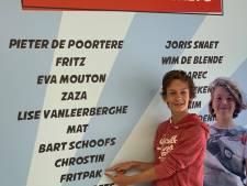 Amper 14 jaar en al plekje op bekendste cartoonfestival van België: jongste deelnemers ooit scoren met Fritpak