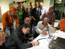 Wereld verkennen in Drunen met Jamboree On The Air (JOTA)
