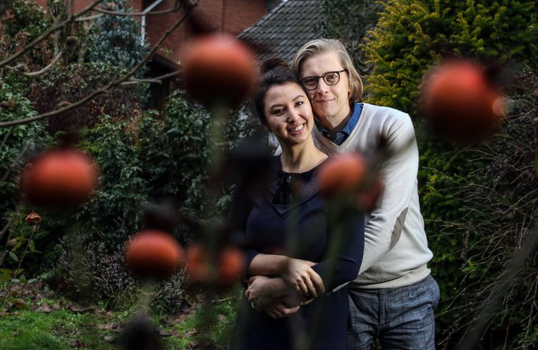 Stijn en Nuria kochten enkele weken geleden een huis samen.