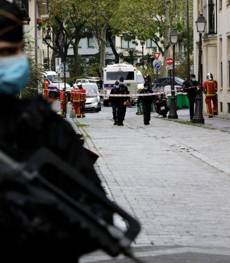 Charlie Hebdo apporte son soutien aux victimes de l'attaque à Paris
