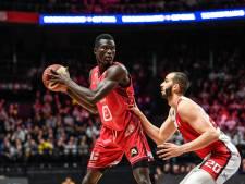 Smith en Fall leiden Antwerp Giants naar winst tegen het Duitse Bonn