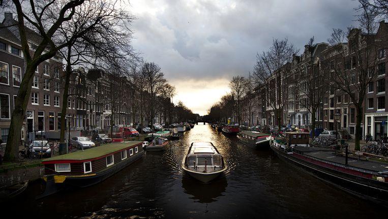 De Keizersgracht in Amsterdam Beeld anp