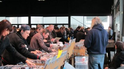 54ste internationale platen- en verzamelbeurs in ICC