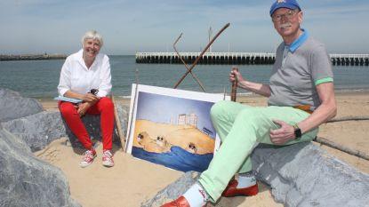 """Nieuw Oostends sprookje met zeehond Selkie: """"We willen iedereen ervan bewust maken dat zeehonden geen knuffeldieren zijn"""""""