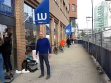 Lampenwinkel eerste 'slachtoffer' van werkzaamheden Vestdijk, winkel sluit in mei