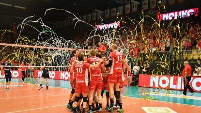Maaseik en Roeselare samen aan de leiding in EuroMillions Volley League, Aalst meteen uitgeschakeld in eerste voorronde Champions League