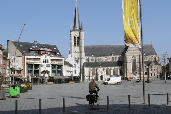 De Markt in Geel.