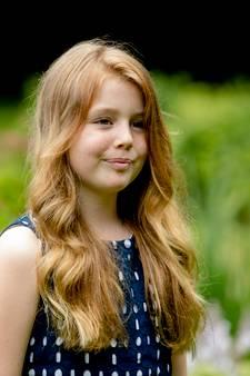 Prinses Alexia viert twaalfde verjaardag (en vlaggen hoeft niet)