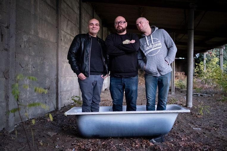 ABN (Said 'Pita' Aghassaiy, Quinte Ridz en MC Popol) houdt een eenmalige reünie nav de expo 'Mechelen Hiphopstad: Van A(BN) tot Z(wartWerk)'