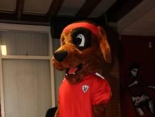 Nieuwe mascotte voor Sportlust'46 heet Sporty