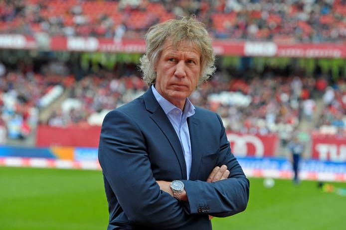Trainer Gertjan Verbeek
