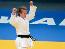 Brons voor judoka Van Dijke in Düsseldorf