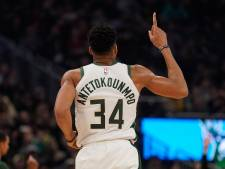 Milwaukee Bucks blijft winnen in NBA