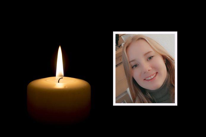 De 14-jarige Lotte uit Almelo kwam volgens justitie door een misdrijf om het leven.