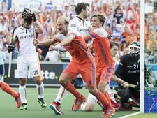 Hockeyers openen WL-finale tegen Spanje