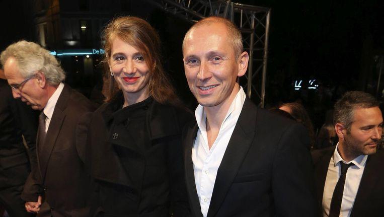 Helmut Lotti en Jelle Van Riet.