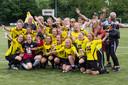 SSS promoveerde afgelopen seizoen na de winst op het tweede team van Budel.