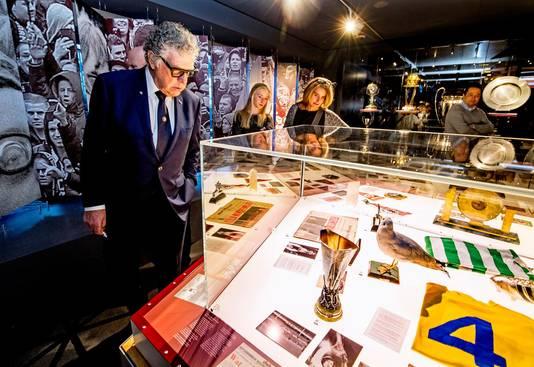Clubicoon Gerard Meijer was er sinds 1959 bij en kent de vele verhalen van Feyenoord.