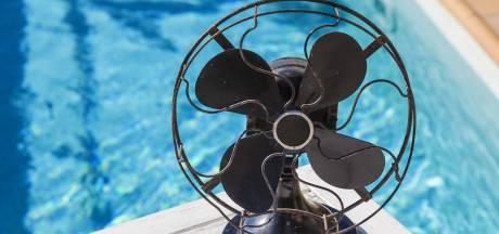 Extreme stijging stroomverbruik door airco's en ventilatoren