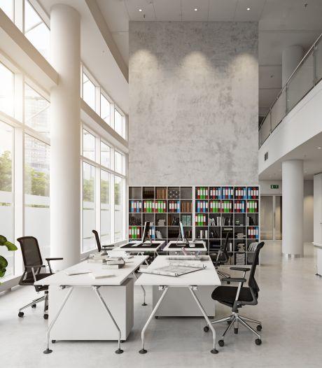 Meer kantoorpanden omgebouwd tot woonruimte