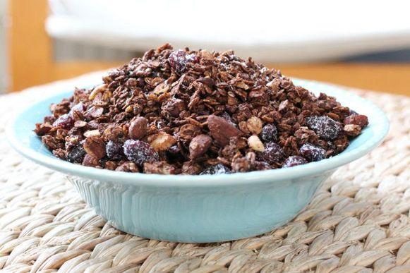 Granola wordt aangeprezen als gezond ontbijt, maar daar is natuurarts Stef Mintiens niet zo zeker van.