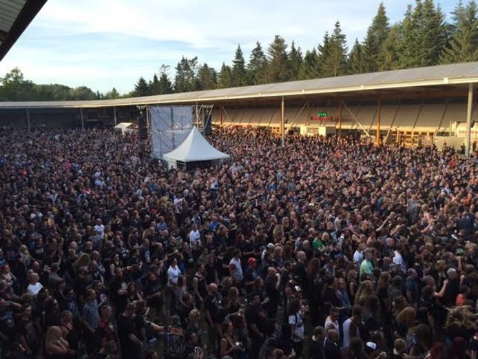 Dynamo Metal Fest in Eindhoven