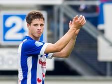 Talent Pierie verlengt contract bij Heerenveen