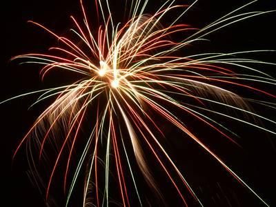 Vuurwerkshow Prinsenbeek flink vertraagd
