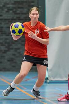 Korfballers DSC op achterstand in play-downs