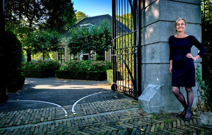 ,,Villa TrösT is bedoeld als een oase van rust'', aldus initiatiefneemster Anne Goossensen.