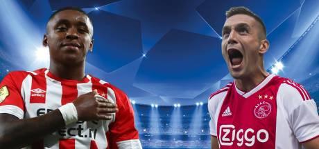 Poll: wie plaatst zich voor de Champions League?