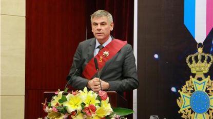 Filip Dewinter werkte voor Chinese spion