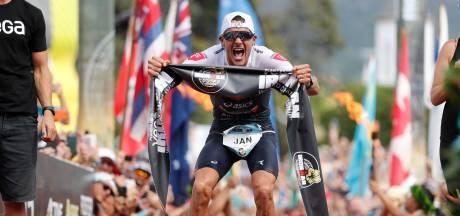 Frodeno in recordtijd naar derde wereldtitel Ironman