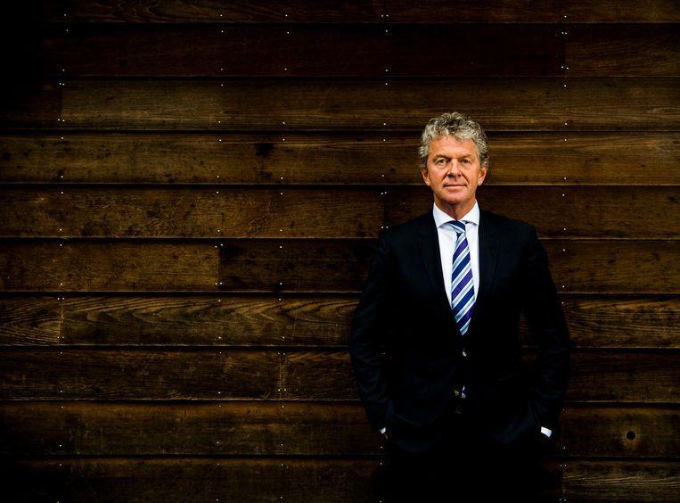 Monasch: 'Wij zijn de zeggenschap over elementaire zaken kwijtgeraakt' Beeld Marco de Swart