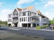Op de bank in een bank; voormalige Rabobank Sluis wordt appartementencomplex