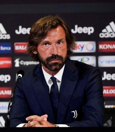 Pirlo begint trainersloopbaan bij Juventus onder 23: 'Ik kon ook al naar de Premier League'