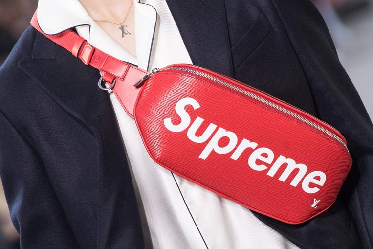 Louis Vuitton x Supreme Beeld null