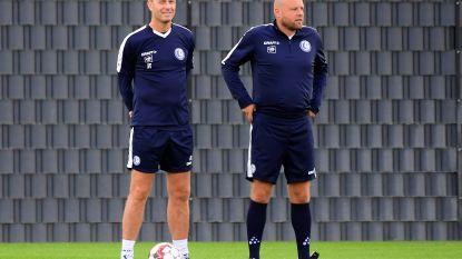 Dupré blijft na plots ontslag dan toch aan bij AA Gent, zij het in andere functie