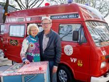 Schiedams stel heeft nieuwe foodtruck na crowdfunding