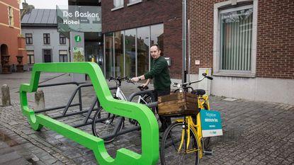 Car bike port nieuwe aanwinst voor fietsstad